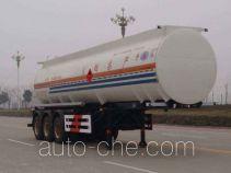 Kaile AKL9400GHYB chemical liquid tank trailer