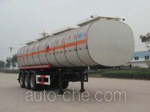 Kaile AKL9400GLYBW liquid asphalt transport insulated tank trailer
