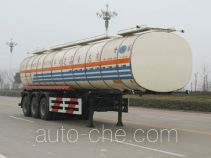 Kaile AKL9400GYS liquid food transport tank trailer