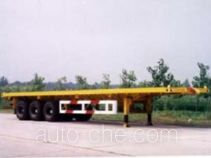 Kaile AKL9400TJZP container carrier vehicle