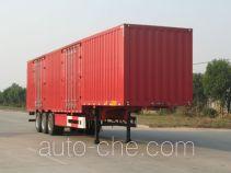 Kaile AKL9400XXY box body van trailer