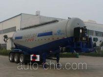 开乐牌AKL9401GFLA8型中密度粉粒物料运输半挂车