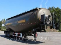 Kaile low-density bulk powder transport trailer