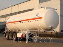 Kaile AKL9401GFW corrosive materials transport tank trailer