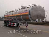 Kaile AKL9401GHYB chemical liquid tank trailer