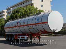 开乐牌AKL9401GLY型沥青运输半挂车