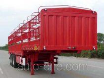 开乐牌AKL9402CCY型仓栅式运输半挂车