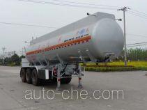 Kaile AKL9402GFW corrosive materials transport tank trailer