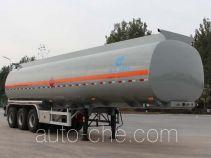 Kaile AKL9403GYYA aluminium oil tank trailer