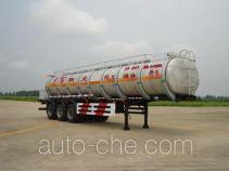 开乐牌AKL9404GHY型化工液体运输半挂车