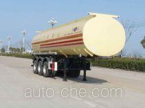 Kaile AKL9404GHYA chemical liquid tank trailer