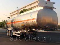 Kaile AKL9404GYY aluminium oil tank trailer