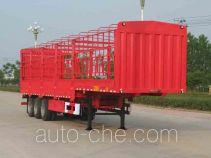 开乐牌AKL9405CCY型仓栅式运输半挂车