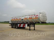 Kaile AKL9405GHY chemical liquid tank trailer