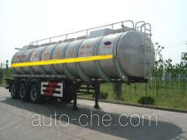 开乐牌AKL9406GHY型化工液体运输半挂车