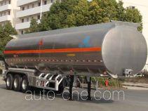 Kaile AKL9406GYY aluminium oil tank trailer