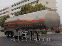 Kaile AKL9406GYYA aluminium oil tank trailer