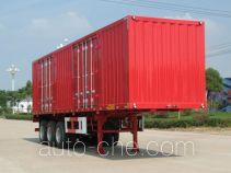 Kaile AKL9406XXY box body van trailer