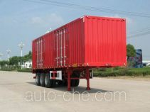 Kaile AKL9408XXY box body van trailer