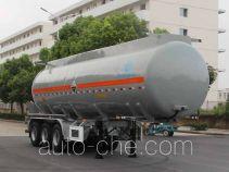Kaile AKL9409GFW corrosive materials transport tank trailer
