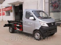 Jiulong ALA5020ZXXSC4 detachable body garbage truck
