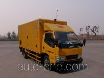 Jiulong ALA5040XDYJX5 power supply truck