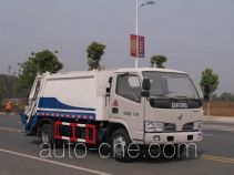 Jiulong ALA5070ZYSDFA4 garbage compactor truck