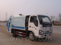 Jiulong ALA5070ZYSQL5 garbage compactor truck