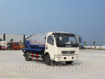 Jiulong ALA5080GXWDFA4 sewage suction truck