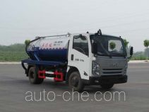 Jiulong ALA5080GXWJX5 sewage suction truck