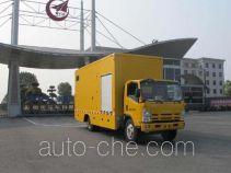 Jiulong ALA5100XZMQL4 rescue vehicle with lighting equipment