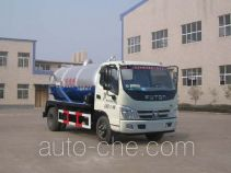Jiulong ALA5120GXWBJ4 sewage suction truck