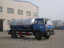 Jiulong ALA5120GXWE4 sewage suction truck