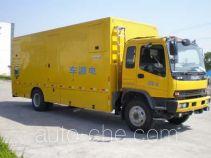 Jiulong ALA5140XDYQL4 power supply truck