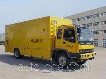 Jiulong ALA5141XDYQL4 power supply truck