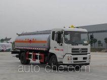 Jiulong ALA5160GRYDFL4 flammable liquid tank truck
