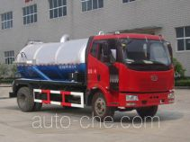 Jiulong ALA5160GXWC4 sewage suction truck