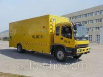 Jiulong ALA5160XDYQL4 power supply truck