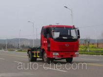 Jiulong ALA5160ZXXC4 detachable body garbage truck