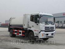 Jiulong ALA5160ZYSE5LNG garbage compactor truck
