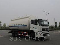Jiulong ALA5250GFLDFL4 low-density bulk powder transport tank truck