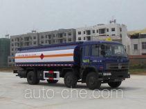 Jiulong ALA5250GRYE4 flammable liquid tank truck