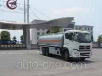 Jiulong ALA5250TGYDFL4 oilfield fluids tank truck