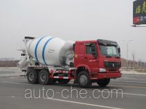 Jiulong ALA5251GJBZ4 concrete mixer truck