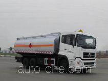Jiulong ALA5251GRYDFL4 flammable liquid tank truck