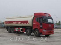 Jiulong ALA5310GFLC4 low-density bulk powder transport tank truck