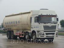 Jiulong ALA5310GFLSX4LNG low-density bulk powder transport tank truck