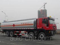 Jiulong ALA5310GRYCQ4 flammable liquid tank truck