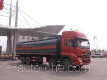Jiulong ALA5310GRYDFL4 flammable liquid tank truck