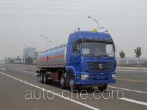 Jiulong ALA5310GRYSX4 flammable liquid tank truck